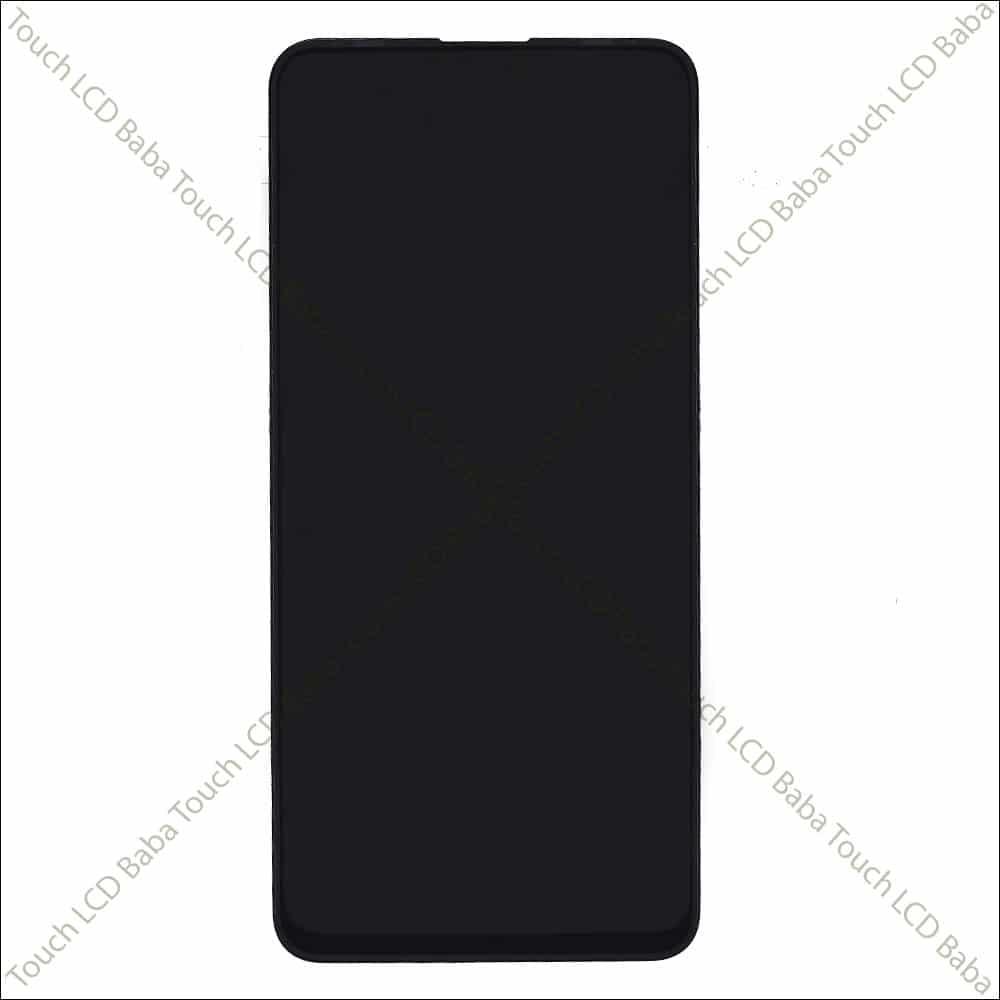 Zenfone 6Z Screen Damaged