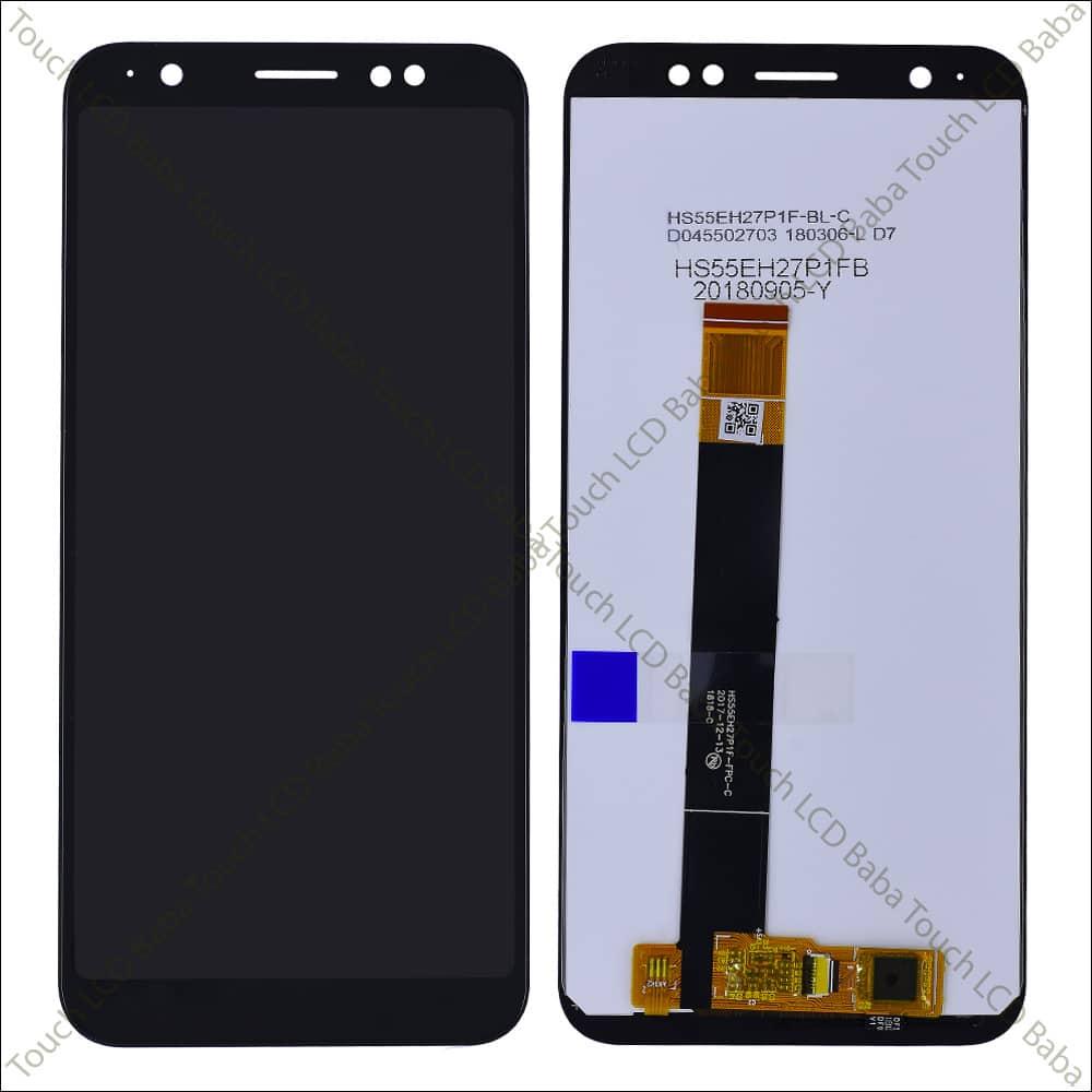 Zenfone Max M1 Display Damaged