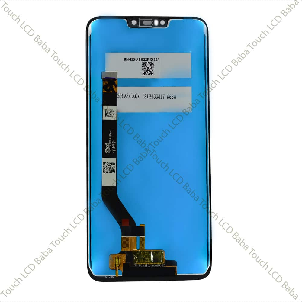 Zenfone Max M2 Screen Broken