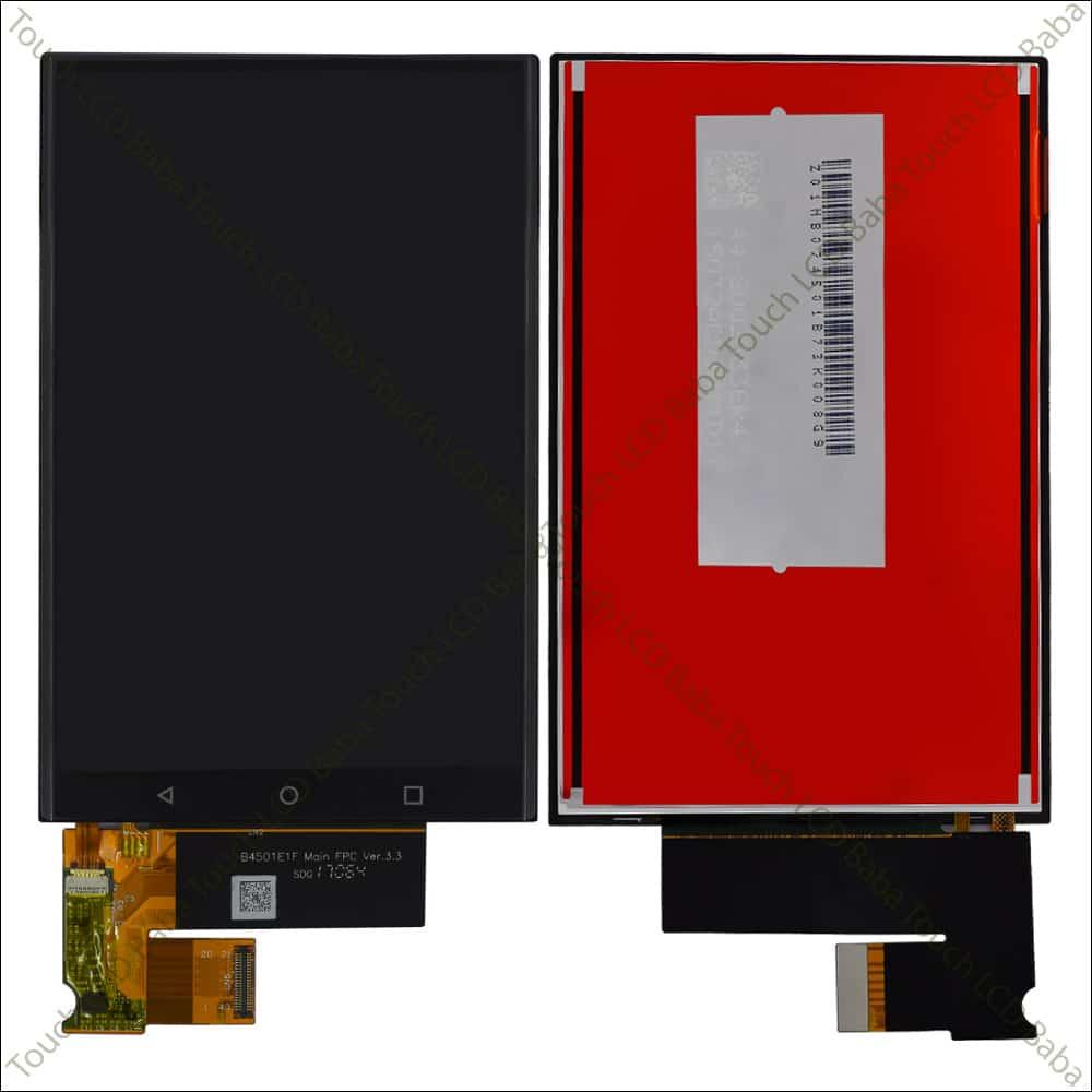 Blackberry Passport Screen Damaged