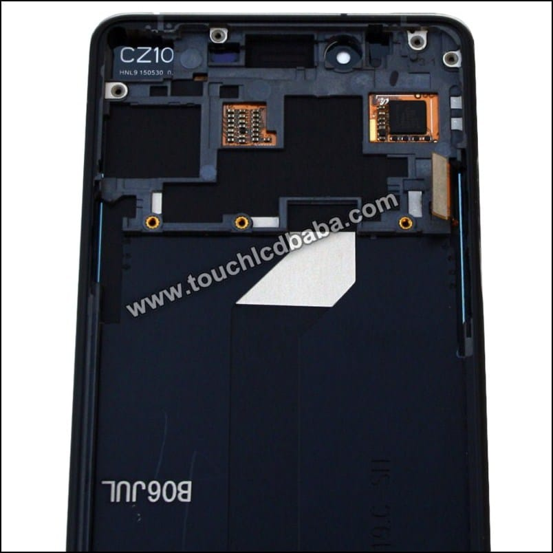 Micromax Canvas Silver 5 LCD Display With Digitizer Glass Combo