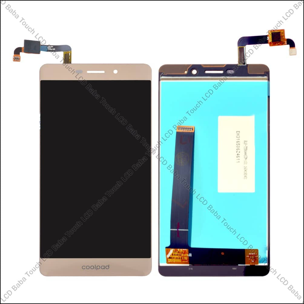 Coolpad Mega 2.5d Display Broken