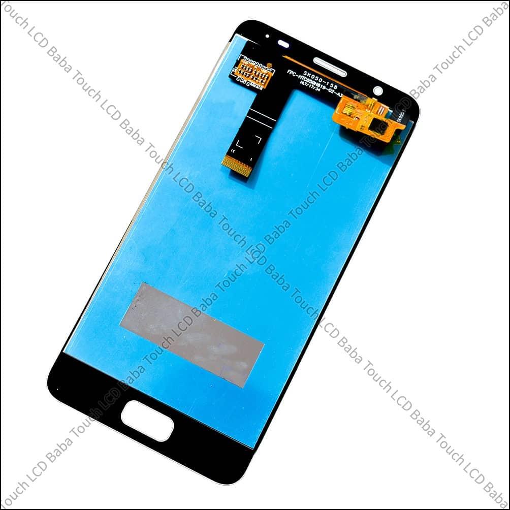 Panasonic Eluga Ray 500 Display and Touch
