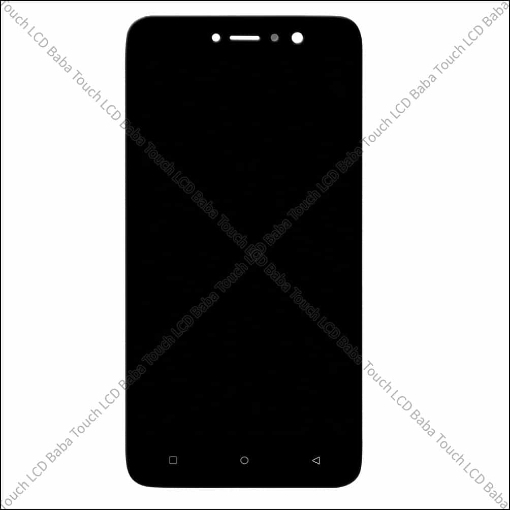 Gionee A1 Lite Display and Touch With Frame