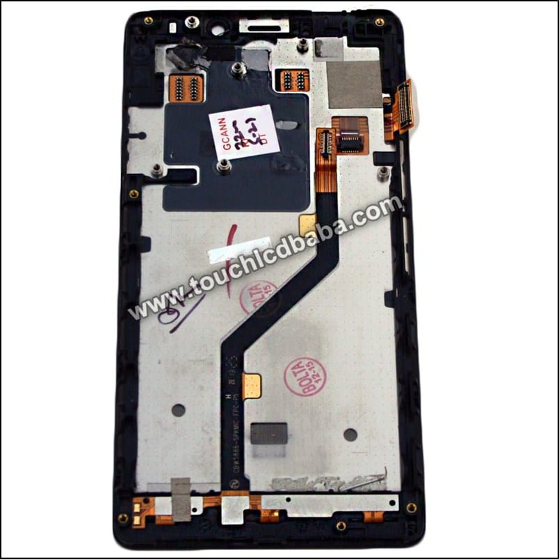 Gionee Elife E5 LCD Display Glass