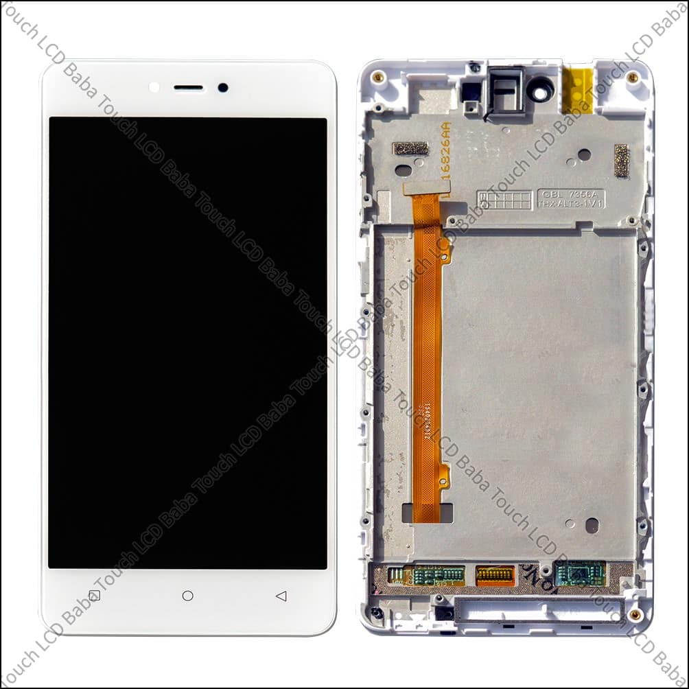 Gionee F103 Pro Display and Touch Combo
