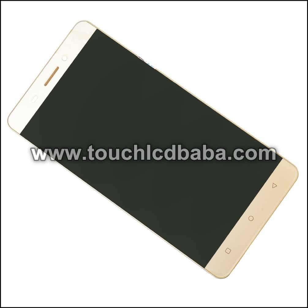 Gionee M5 Display With Digitizer Glass