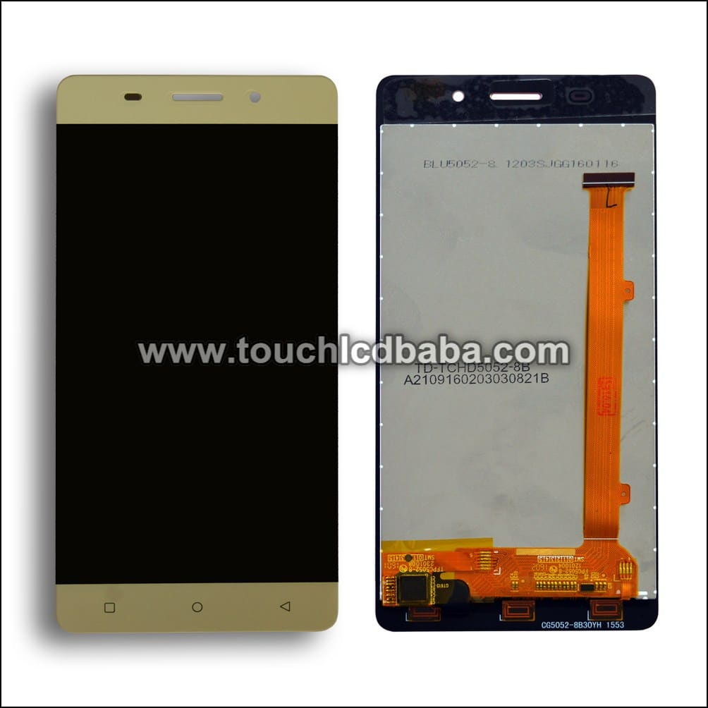 Gionee M5 Lite Display With Digitizer Glass