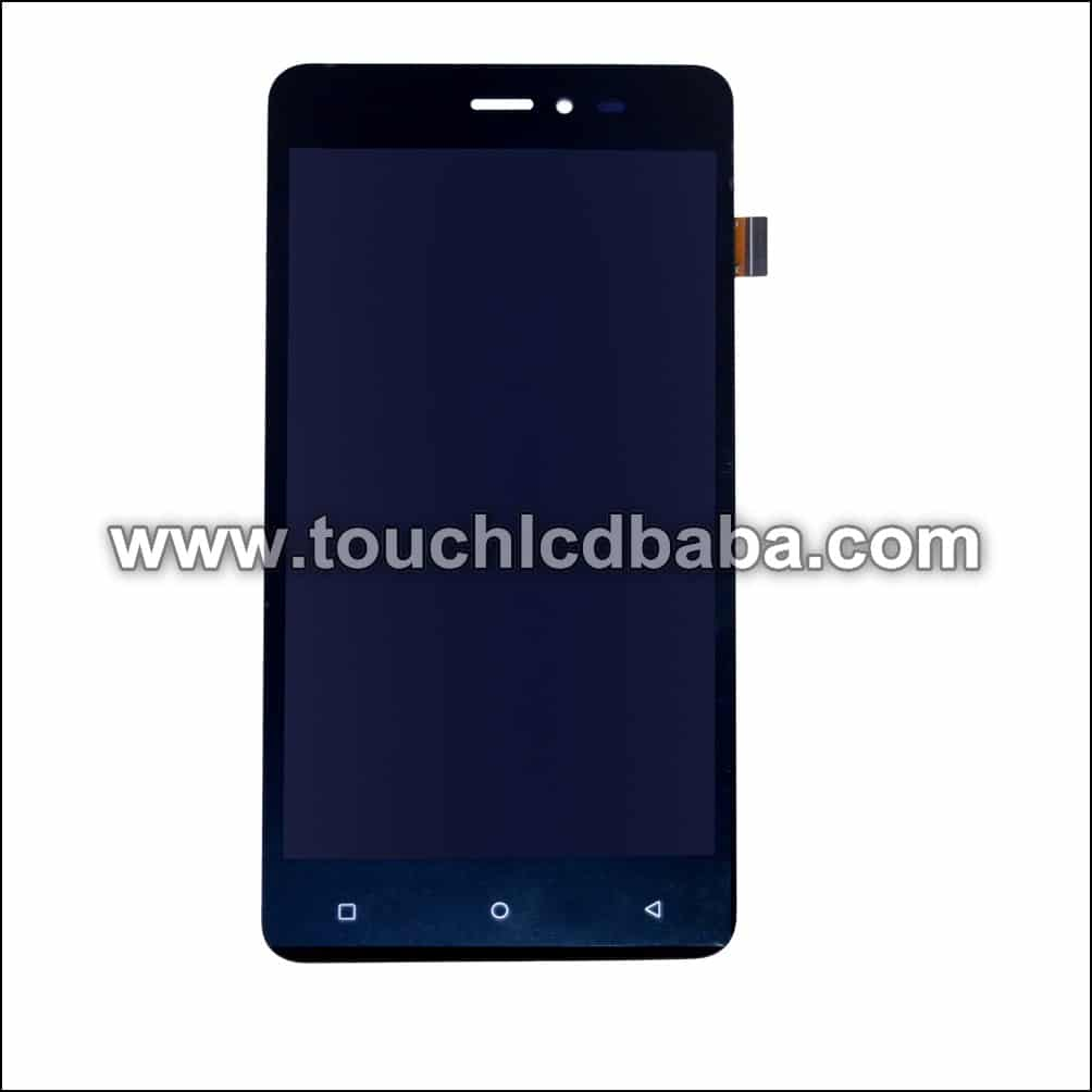 Gionee P5W LCD Screen With Digitizer Glass