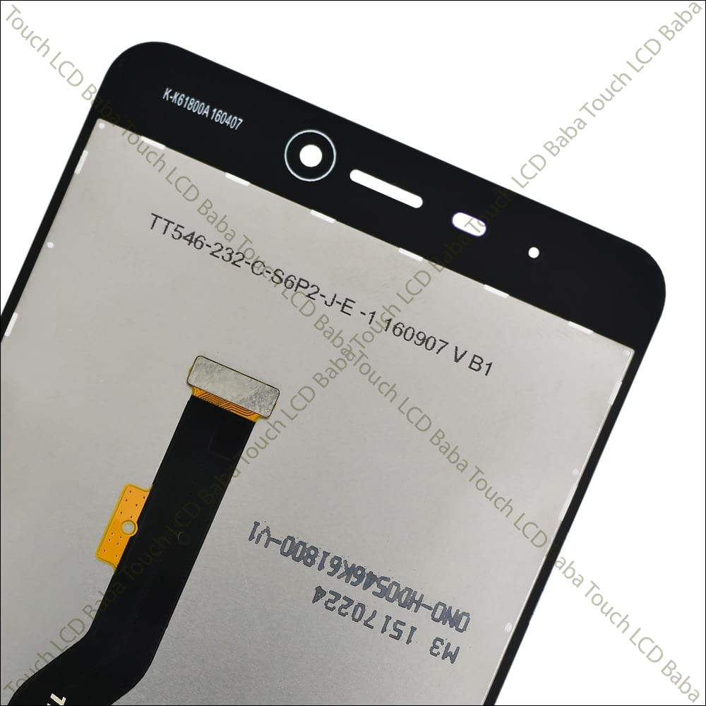 Gionee P7 Max Display and Touch