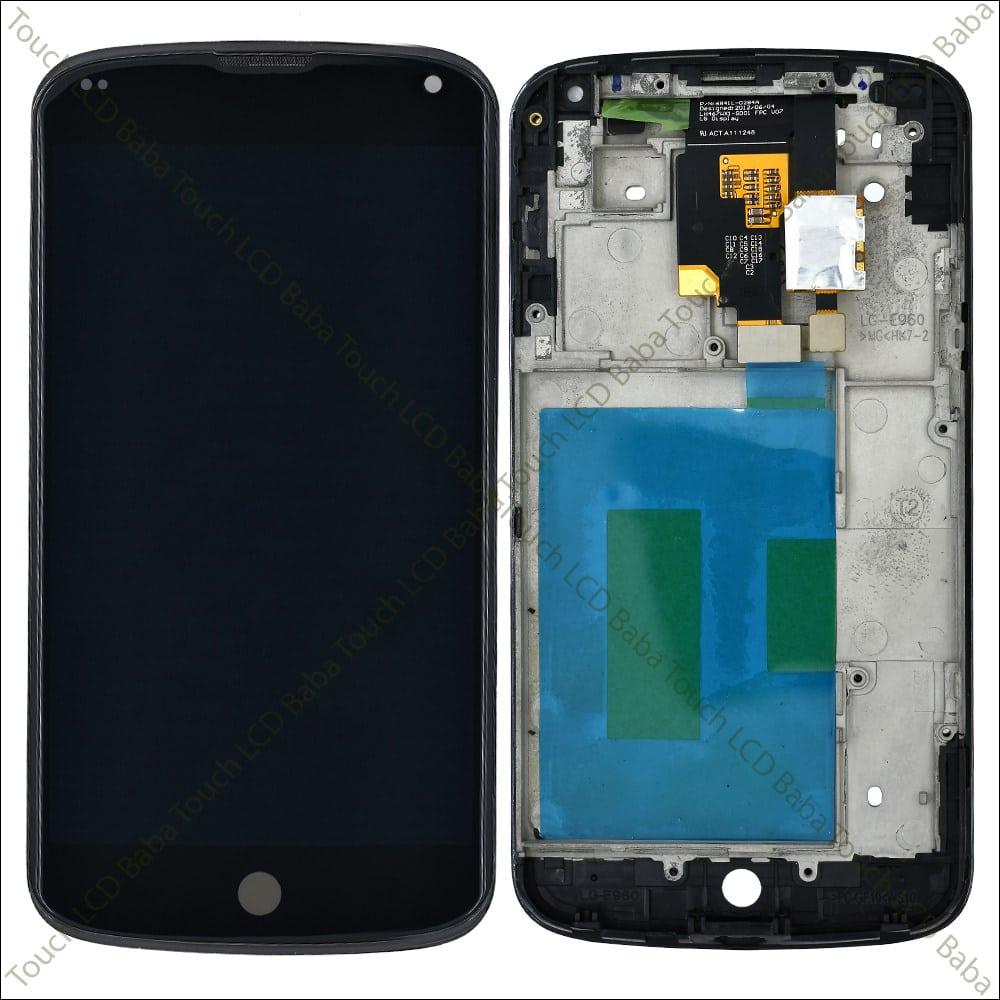 Google Nexus 4 Screen Replacement