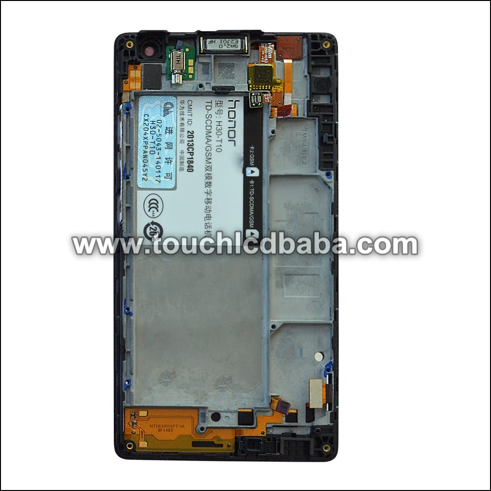 Huawei Honor 3c U10 Display Replacement