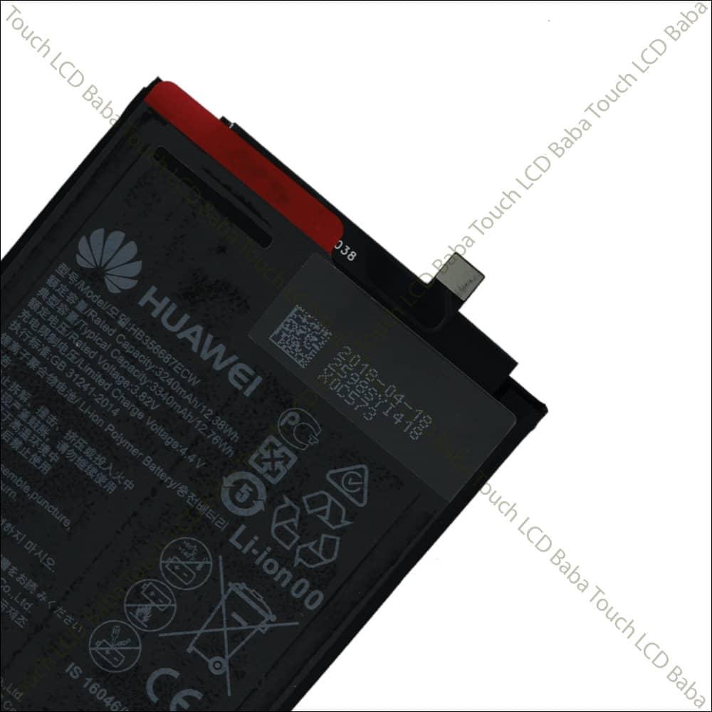 Honor 7x Battery Capacity