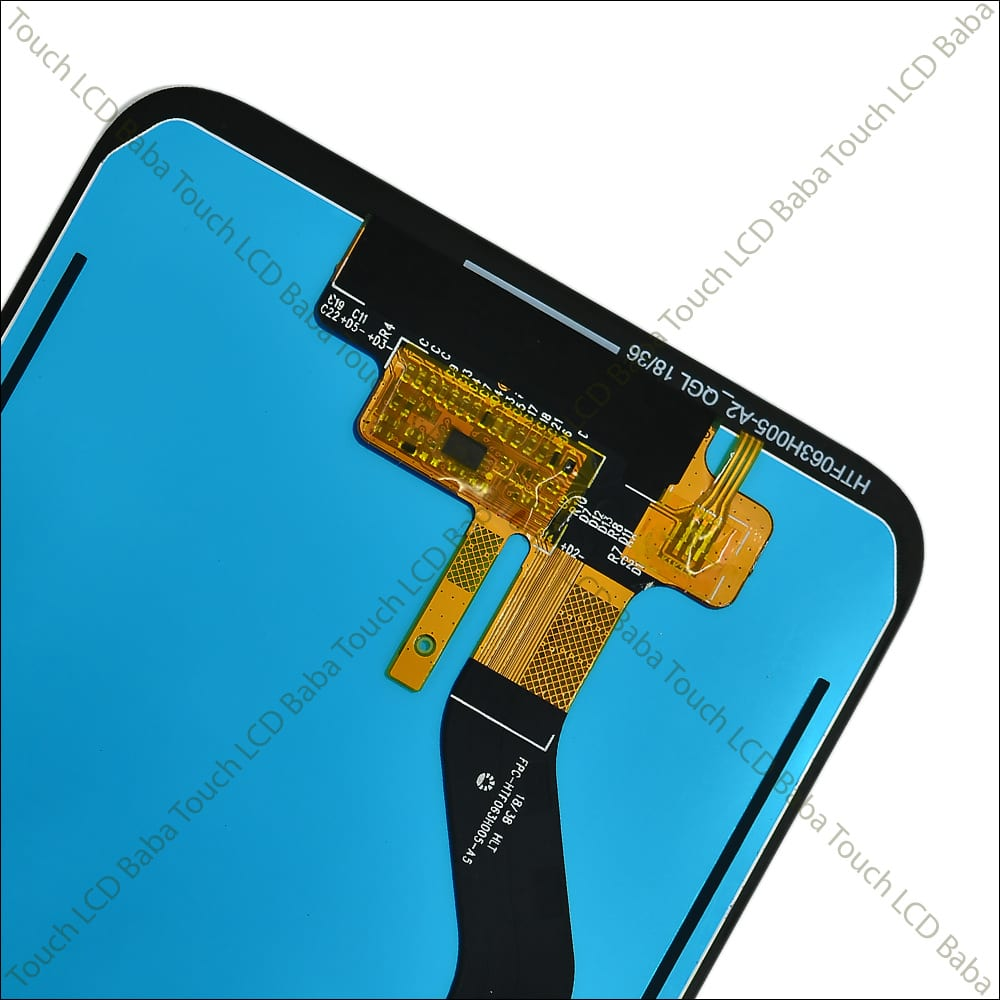 Honor 8C Touch Screen Glass Damaged