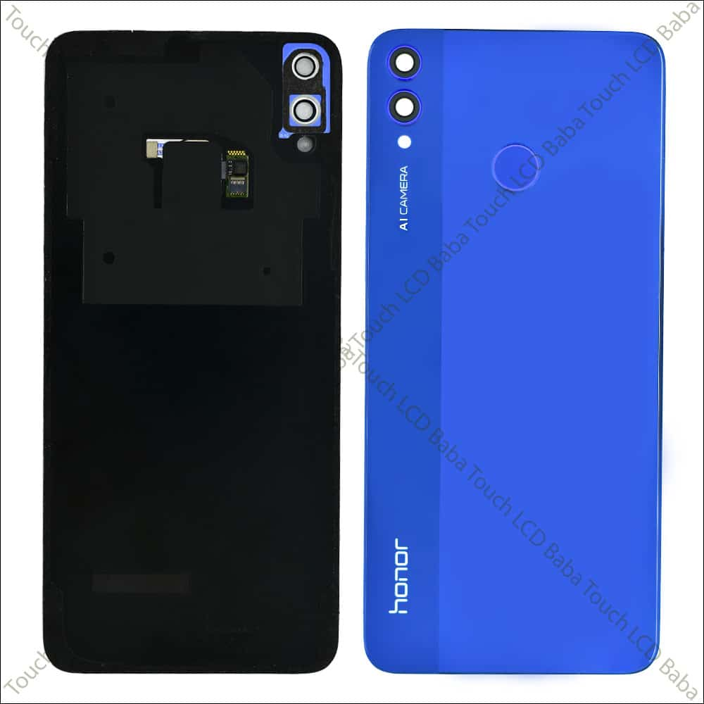 Honor 8x Battery Back Door