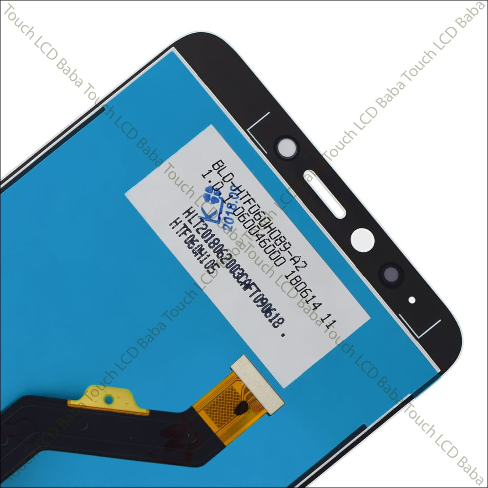 Infinix Hot 6 Pro Display and Touch Screen Glass Combo X608 - Touch