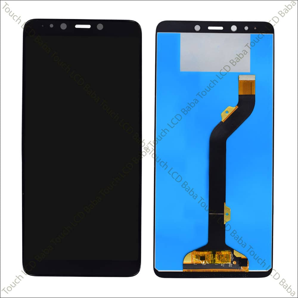 big sale c107f 5d4c8 Infinix Note 5 Display and Touch Screen Glass Combo X604 / X604B - Touch  LCD Baba
