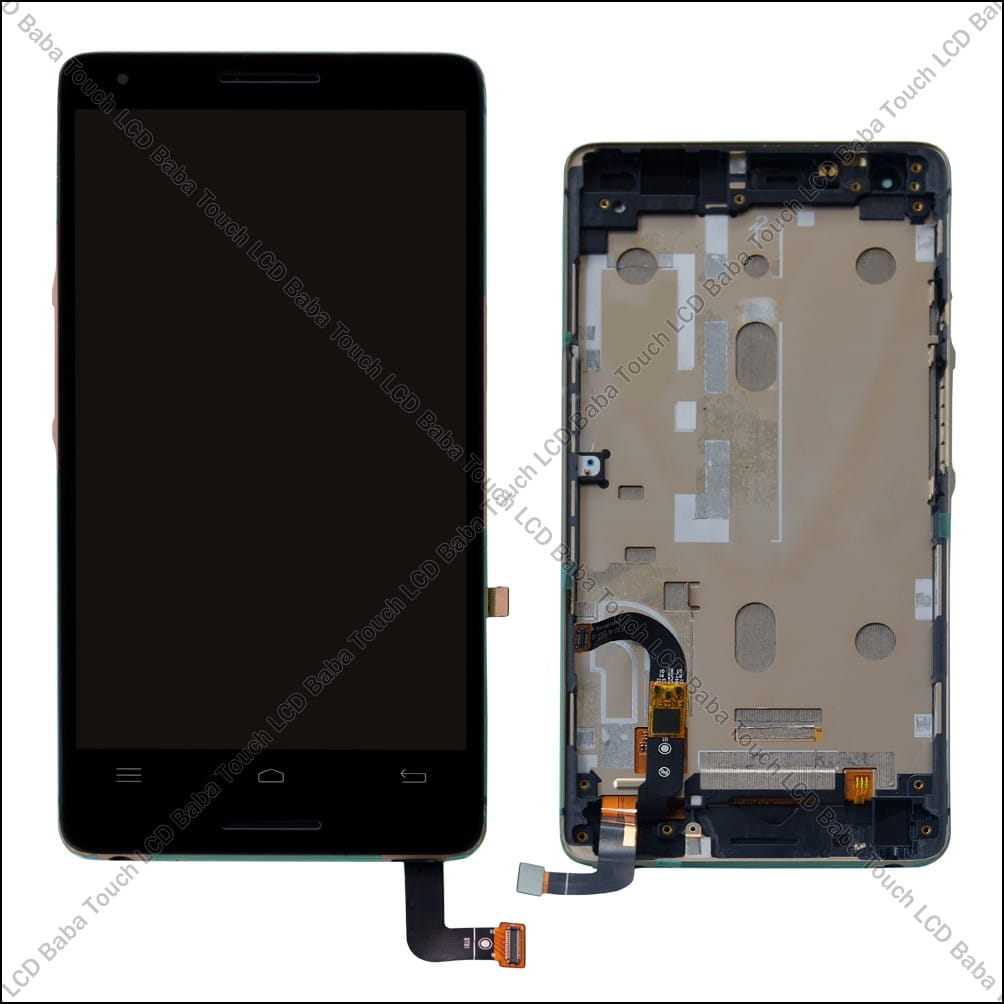 Infocus M810 Display and Touch Screen Broken