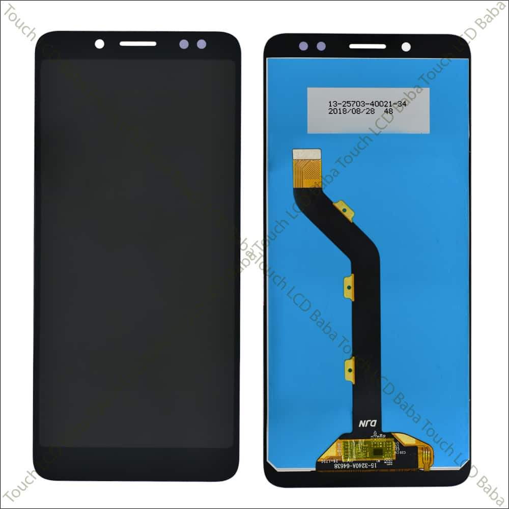 Itel A62 Screen Replacement