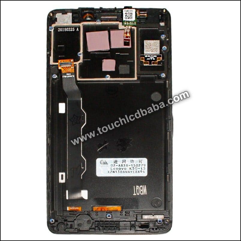 Lenovo K3 Note Display Repair