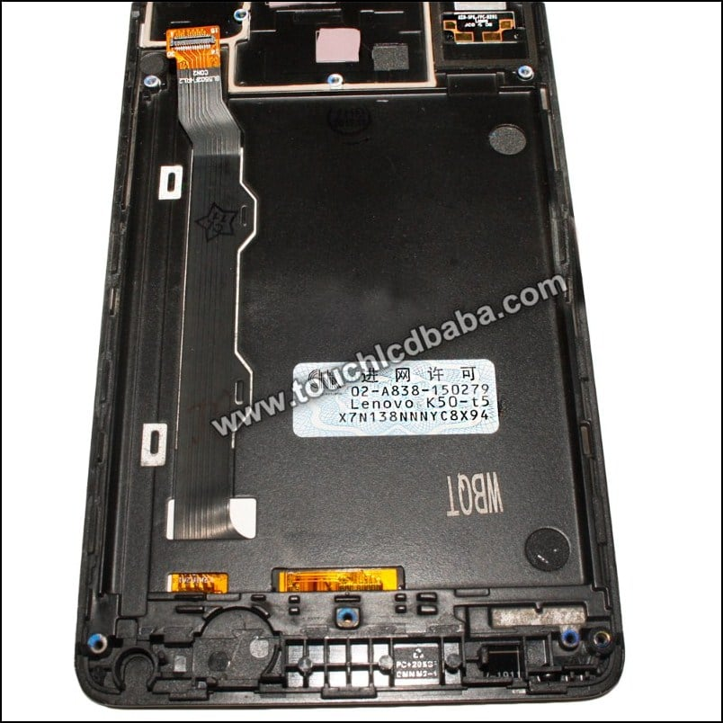 Lenovo K3 Note LCD Display Broken