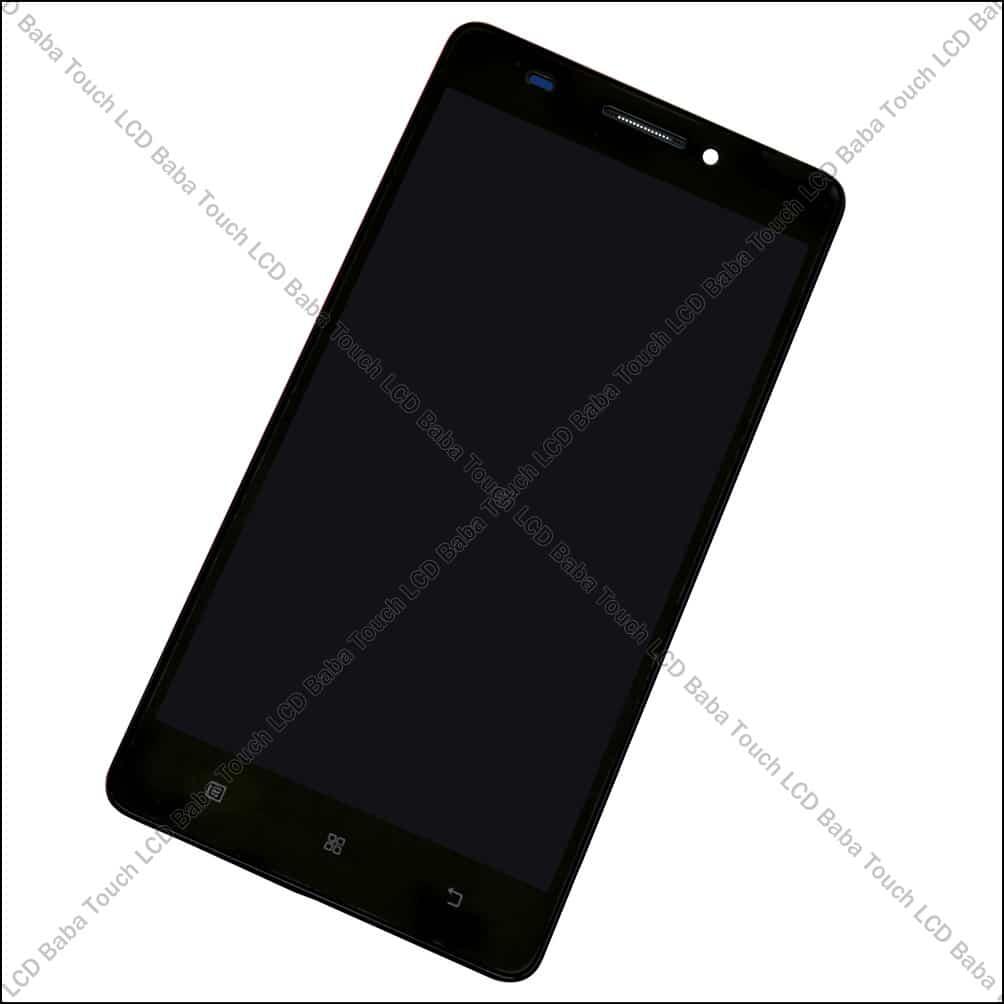 Lenovo A7000 Display With frame
