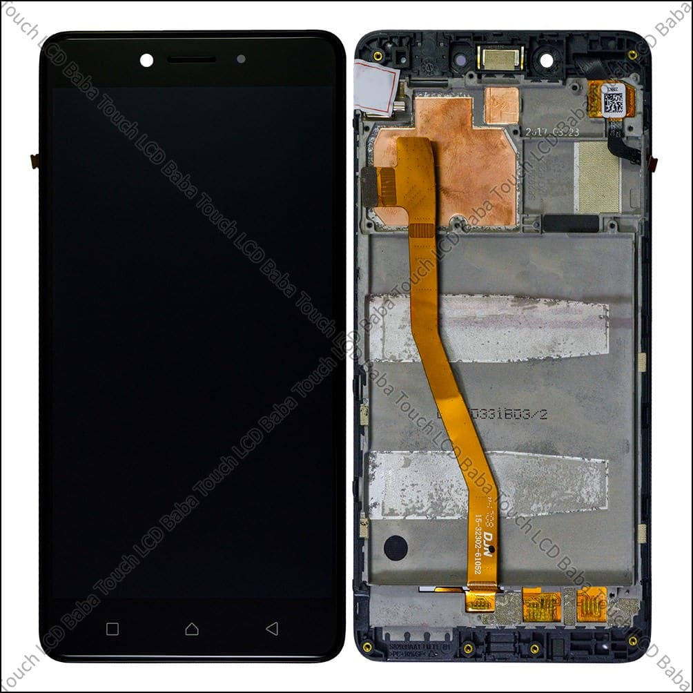 Lenovo K6 Note Combo With frame