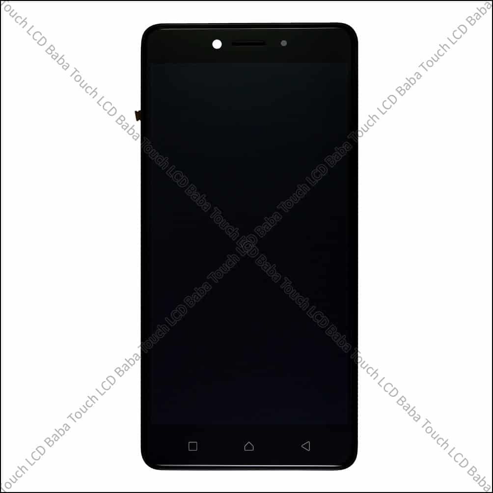 Lenovo K6 Note Combo With Outer Frame