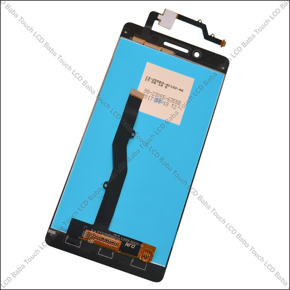 Lenovo K8 Note Display