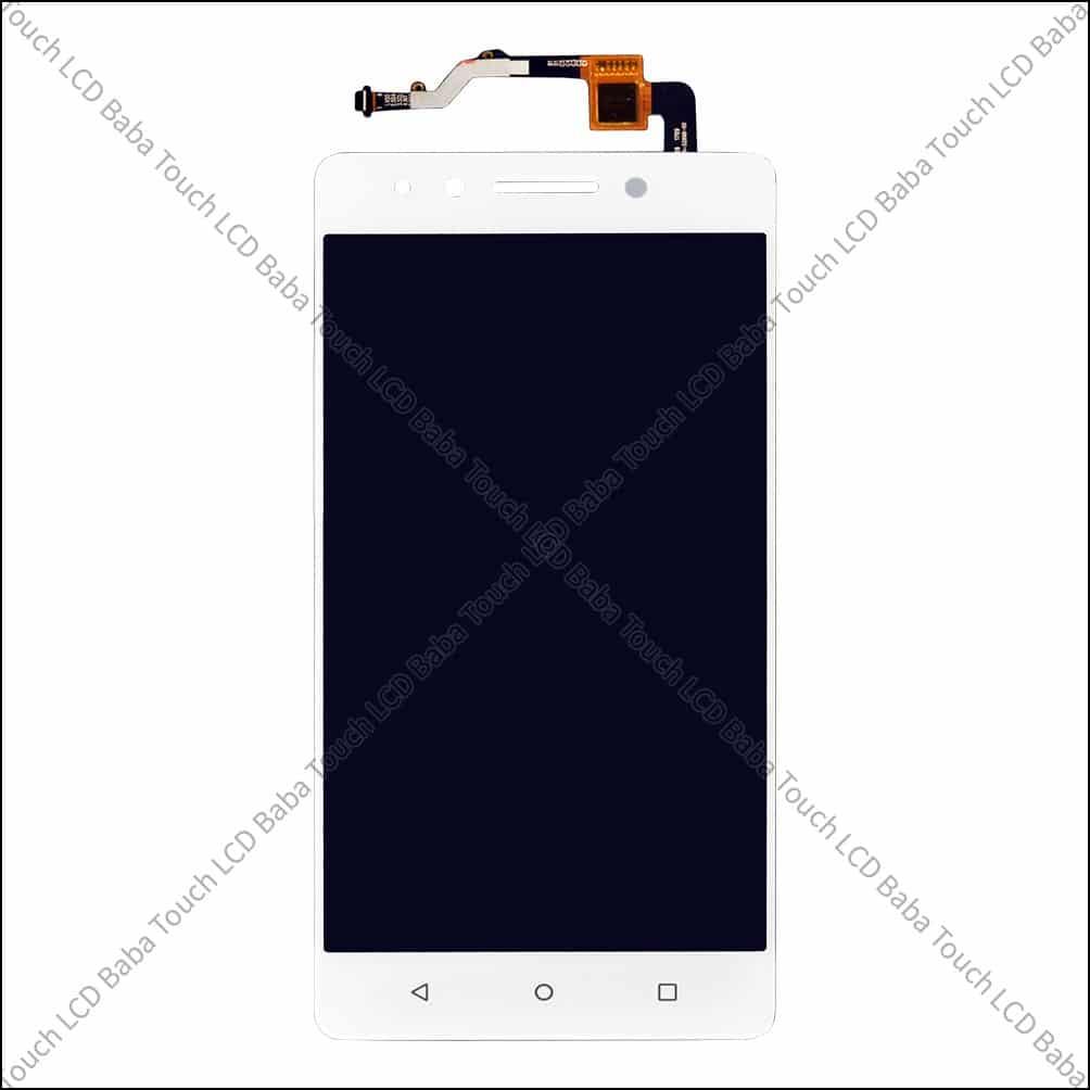 Lenovo K8 Note Display Broken