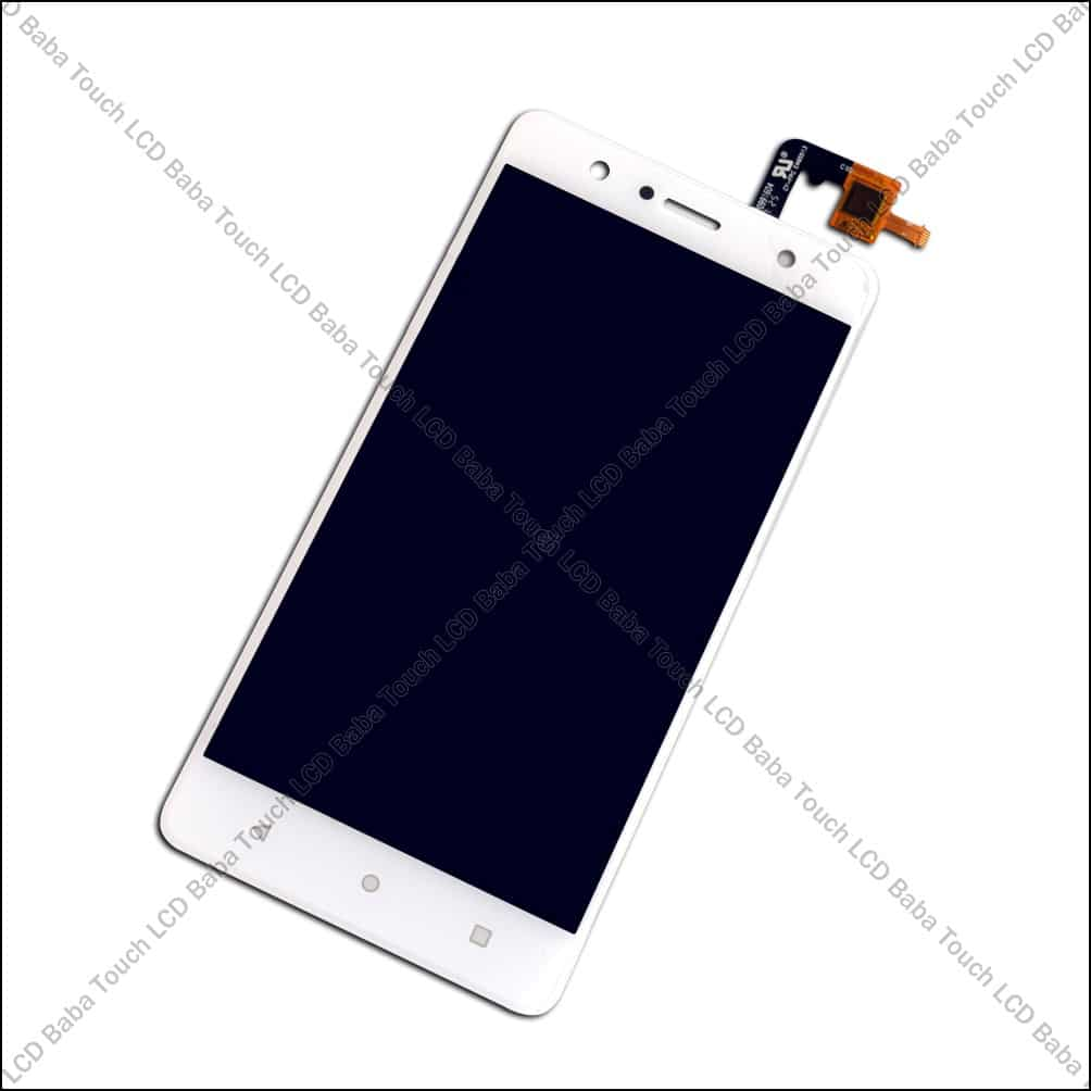 Lenovo K8 Plus Screen Broken