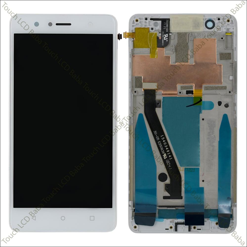 Lenovo K8 Plus Display Damaged