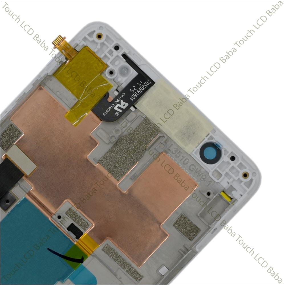 Lenovo K8 Plus Display Replacement