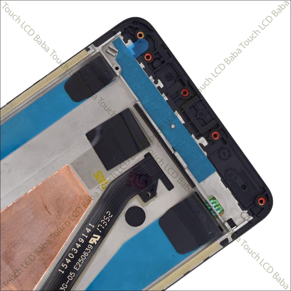Lenovo K8 Plus Touch Screen Brokenn