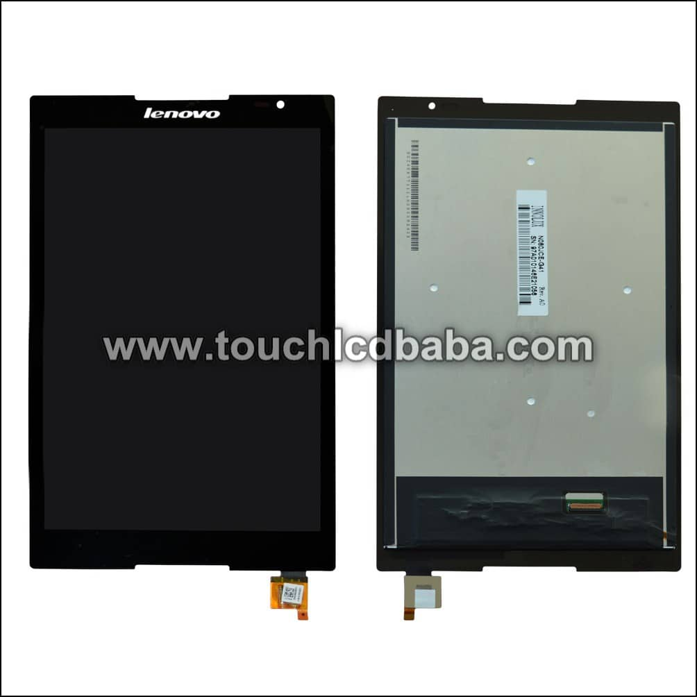 Lenovo Tab S8-50 Display and Touch Combo