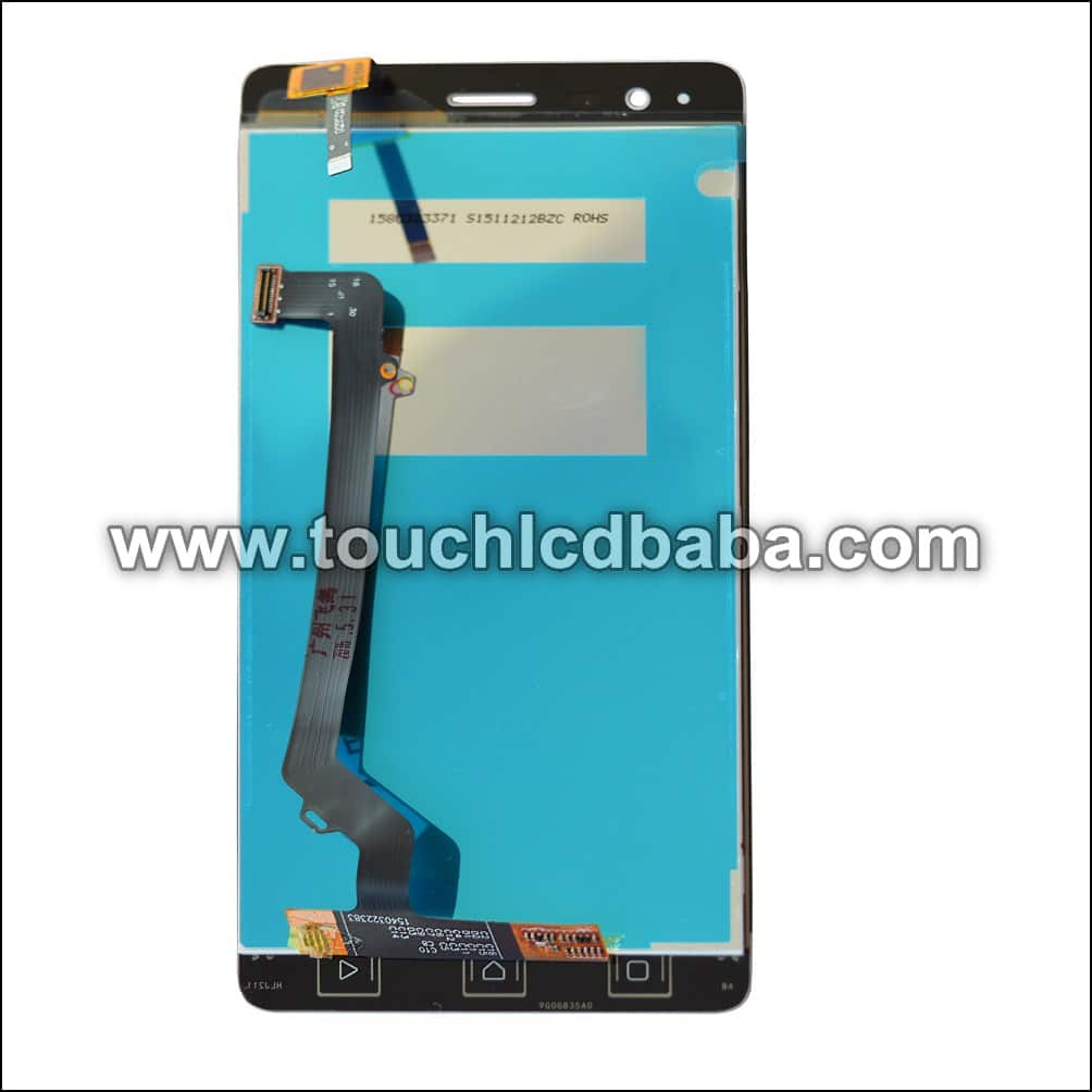 Lenovo K5 Note Display A7020a48 Replacement With Touch Screen Glass