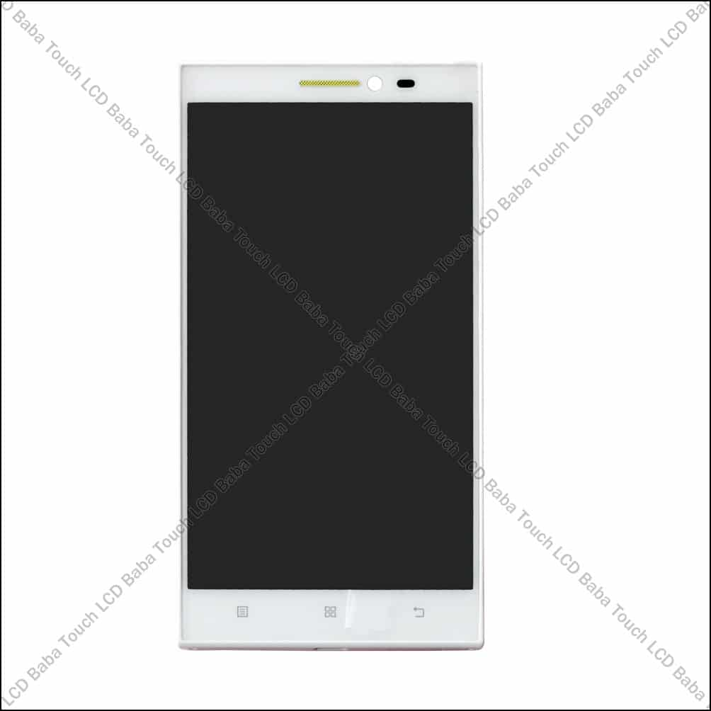 Lenovo Vibe Z2 Display Broken
