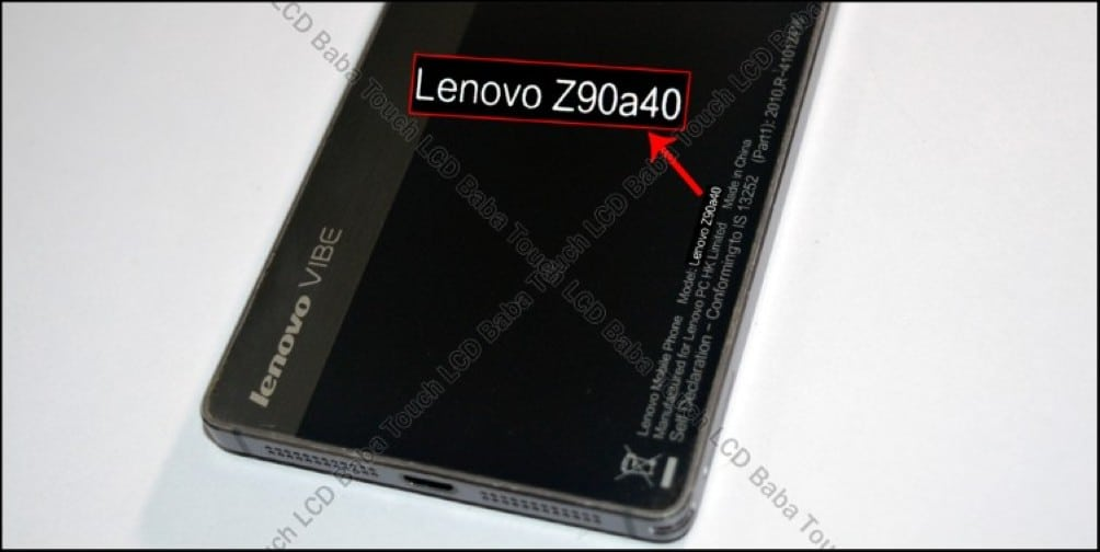 Display For Lenovo Z90a40