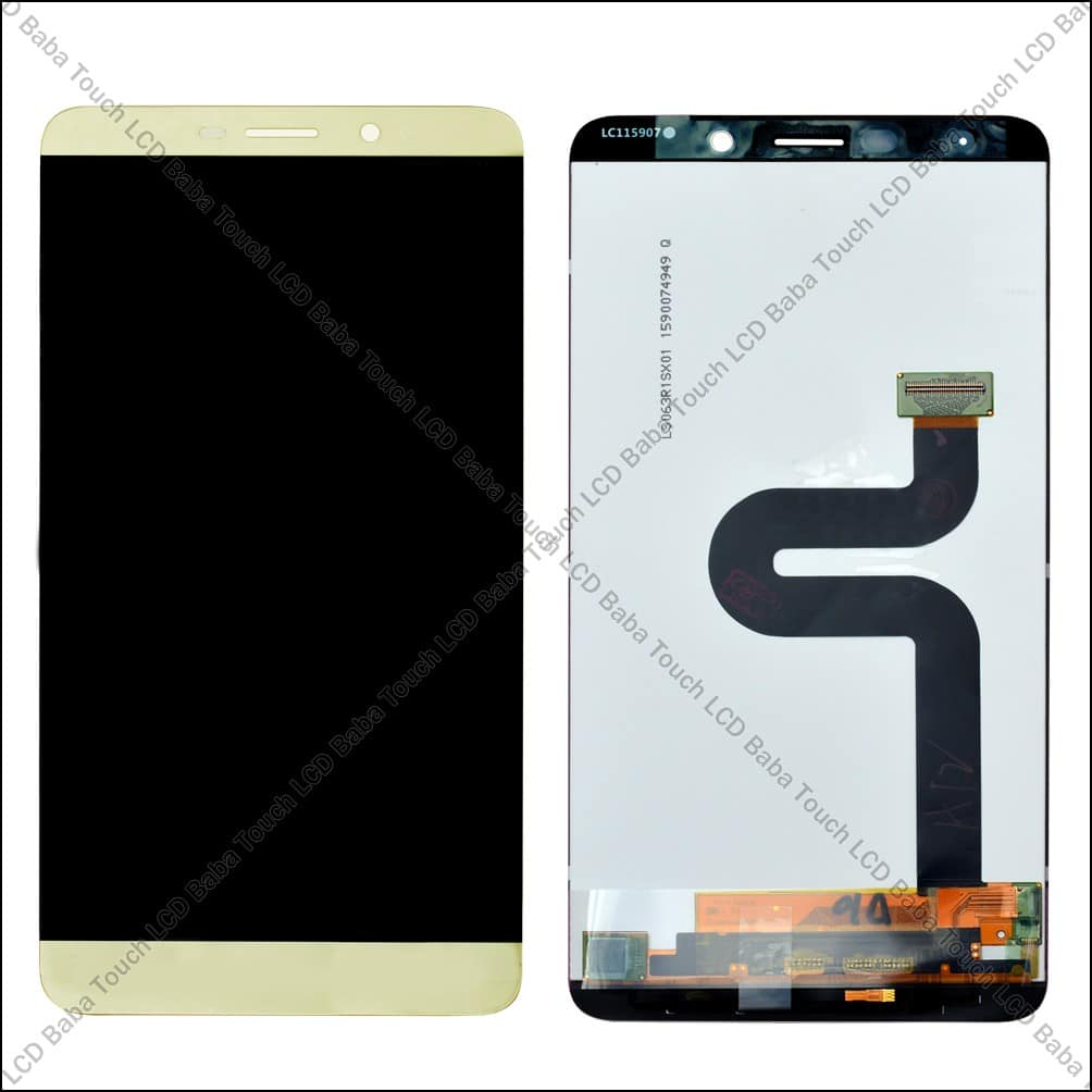 Leeco Le Max X900 Display Touch