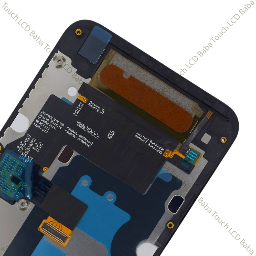 LG Q6 Plus Folder