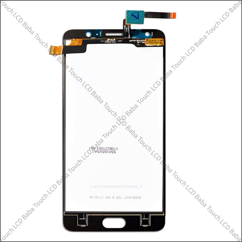 Micromax Evok Dual Note Display Damaged