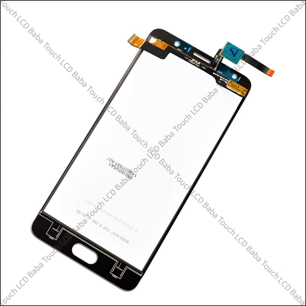 Micromax Evok Dual Note Display Broken