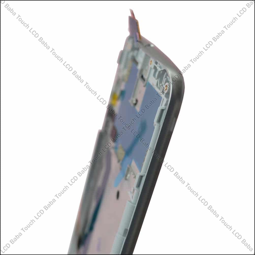 Moto E3 Power Display And Touch Screen With Outer Frame Lcd Baba Motorola Xt1706 4g 2 16 Black