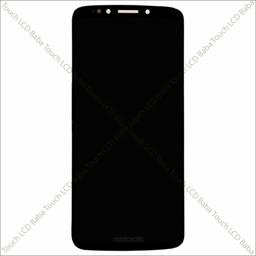 Moto E5 Display and Touch Combo