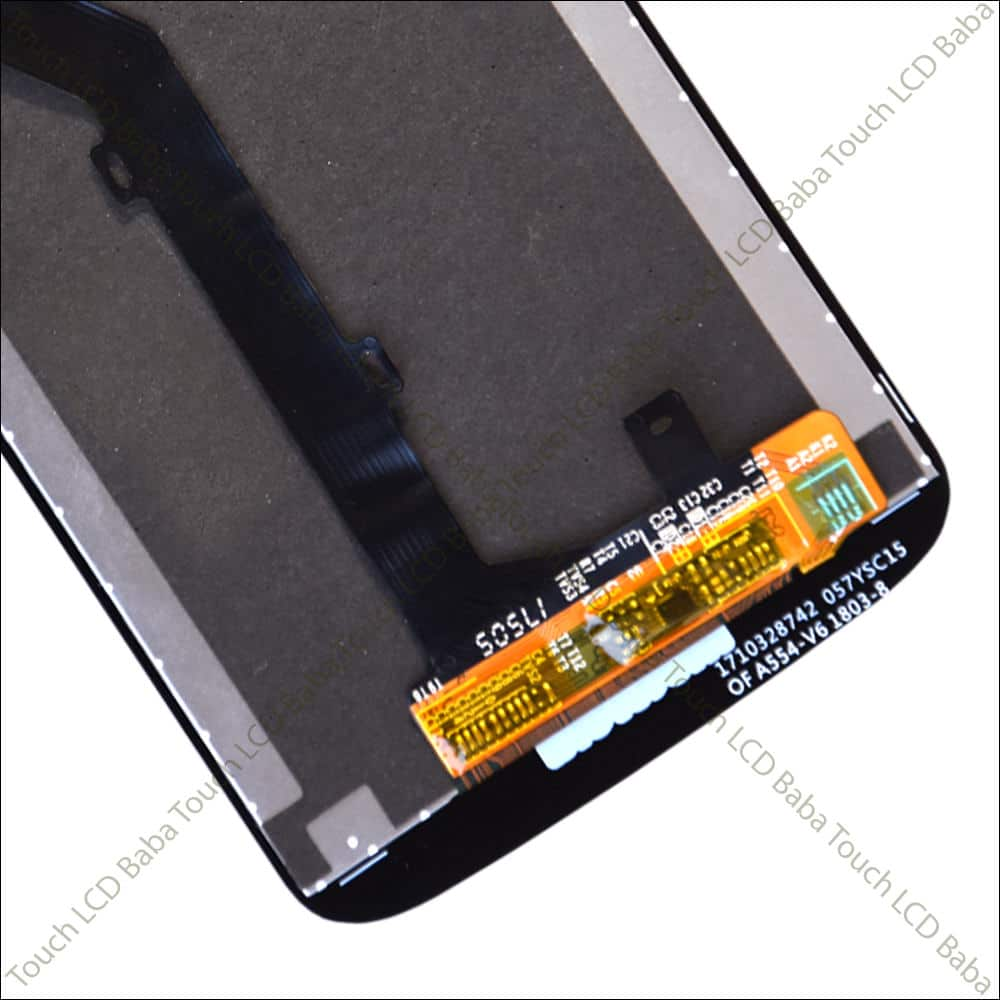 Moto E5 Display Broken