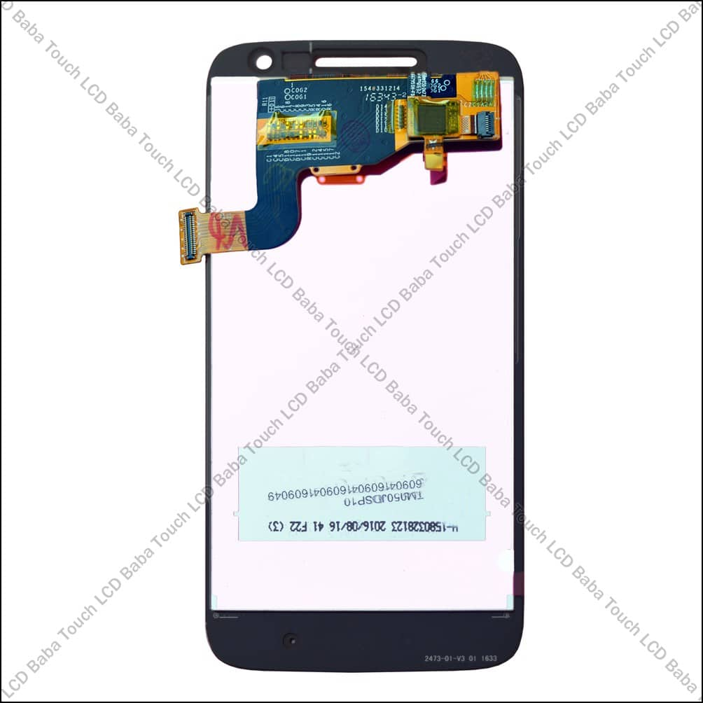 Moto G4 Display Replacement