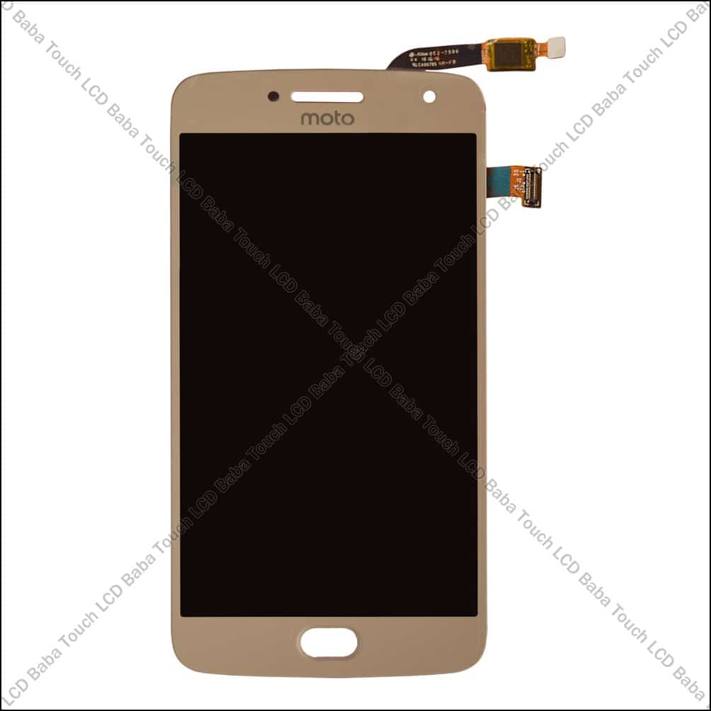 Moto G5 Display and Touch Broken