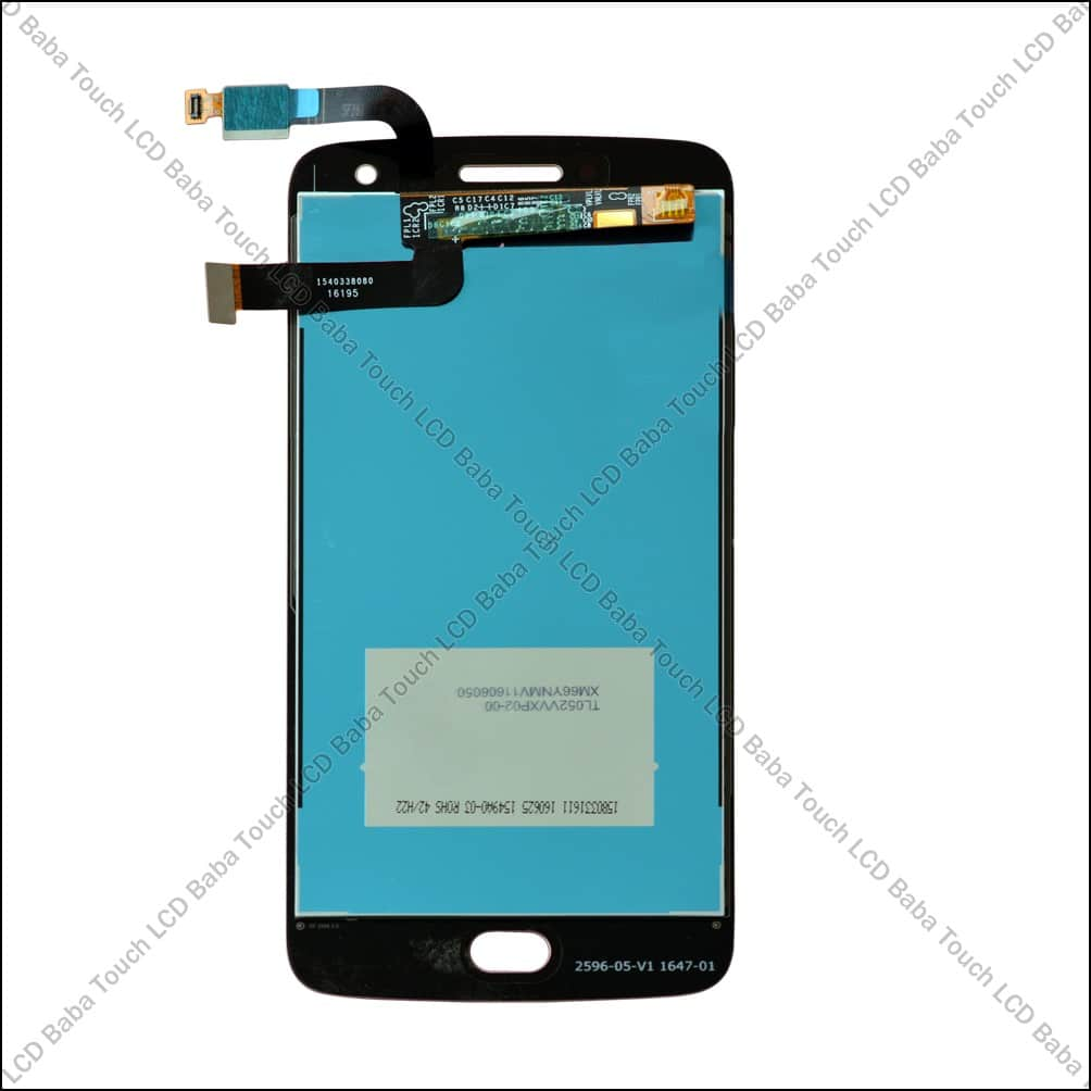 Moto G5 Display and Touch Screen Replacement