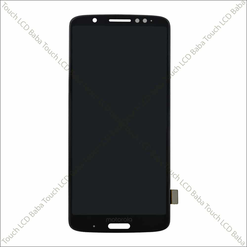 Moto G6 Plus Display and Touch Combo