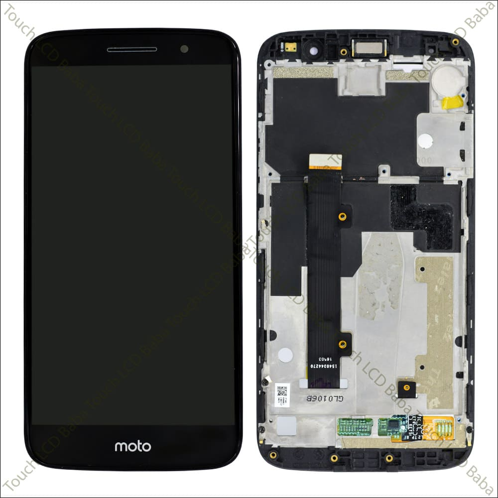 Moto M Display and Touch Screen Broken